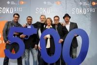 SOKO 5113 - Florian Odendahl, Christopher von Beau, Michel Guillaume, Gerd Silberbauer, Ilona Grübel, Joscha Kiefer
