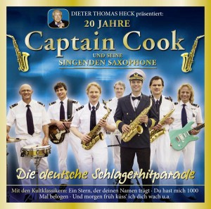 Captain Cook CD