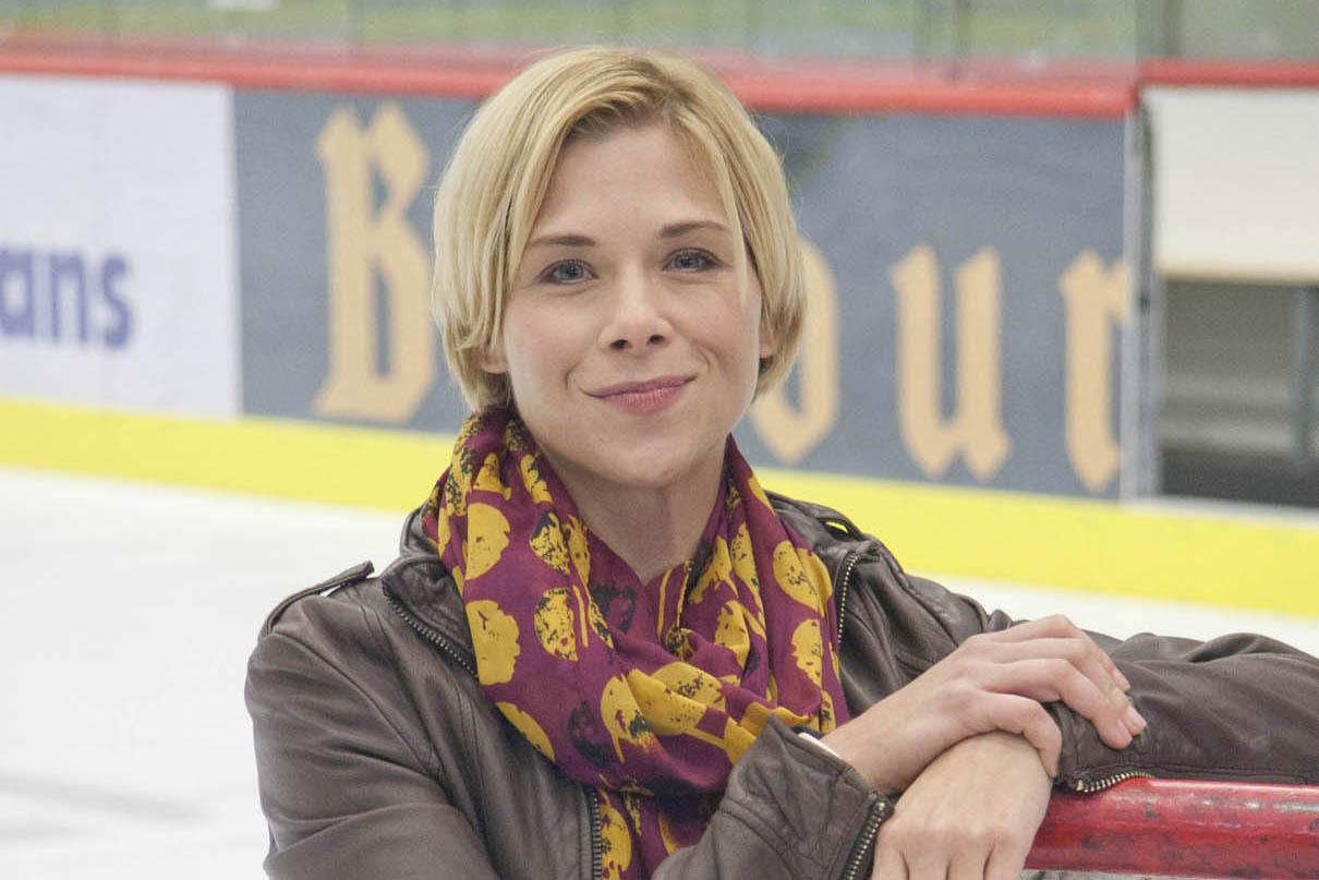 Tanja Szewczenko - tot auf dem Eis