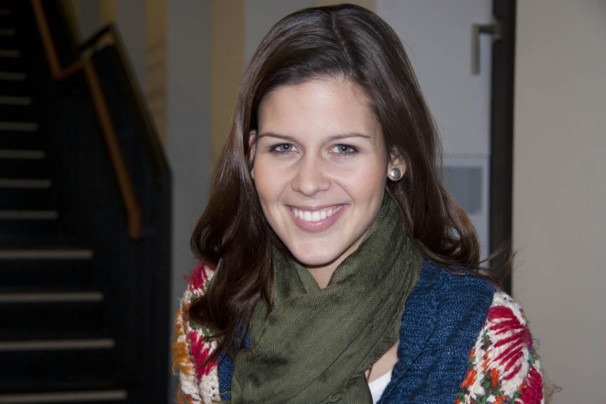 Melanie Oesch