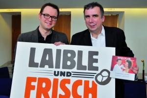 Labile und Frisch - Frieder Scheiffele und Manfred Langner