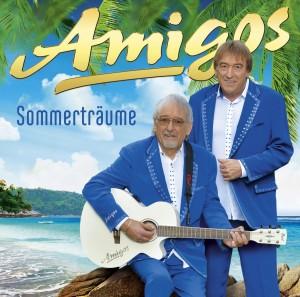 Amigos - Albumcover