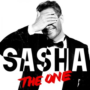 Sasha_The_One_Albumcover