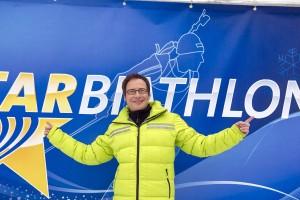 Matthias Opdenhövel - Star Biathlon 2015