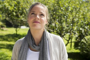 Patricia Aulitzky als Lena Lorenz. © ZDF / Thomas R. Schumann