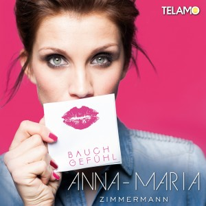 Anna-Maria Zimmermann - CD-Cover