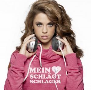 Mein Herz schlägt Schlager - CD-Cover