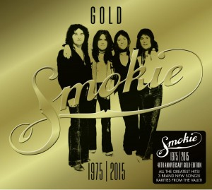 Smokie GOLD lim Ed Deluxe Cover