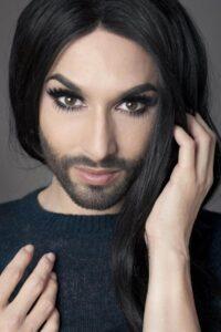 Conchita Wurst - Pressebild 3 ©Markus Morianz