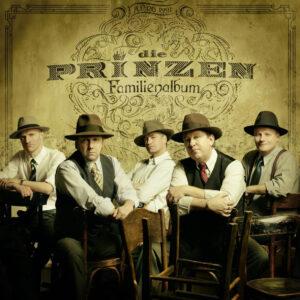 Die Prinzen - Familienalbum-Albumcover
