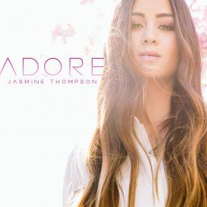 "Jasmine Thompson ""ADORE"" SINGLE-Cover"