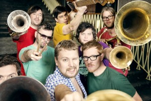 La Brass Banda - Pressefoto ©Sony