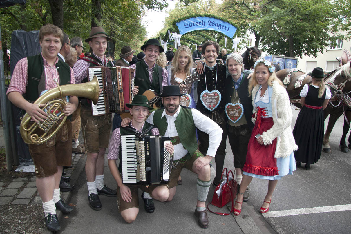 Oktoberfest - Trachtenumzug 2015 - VIP