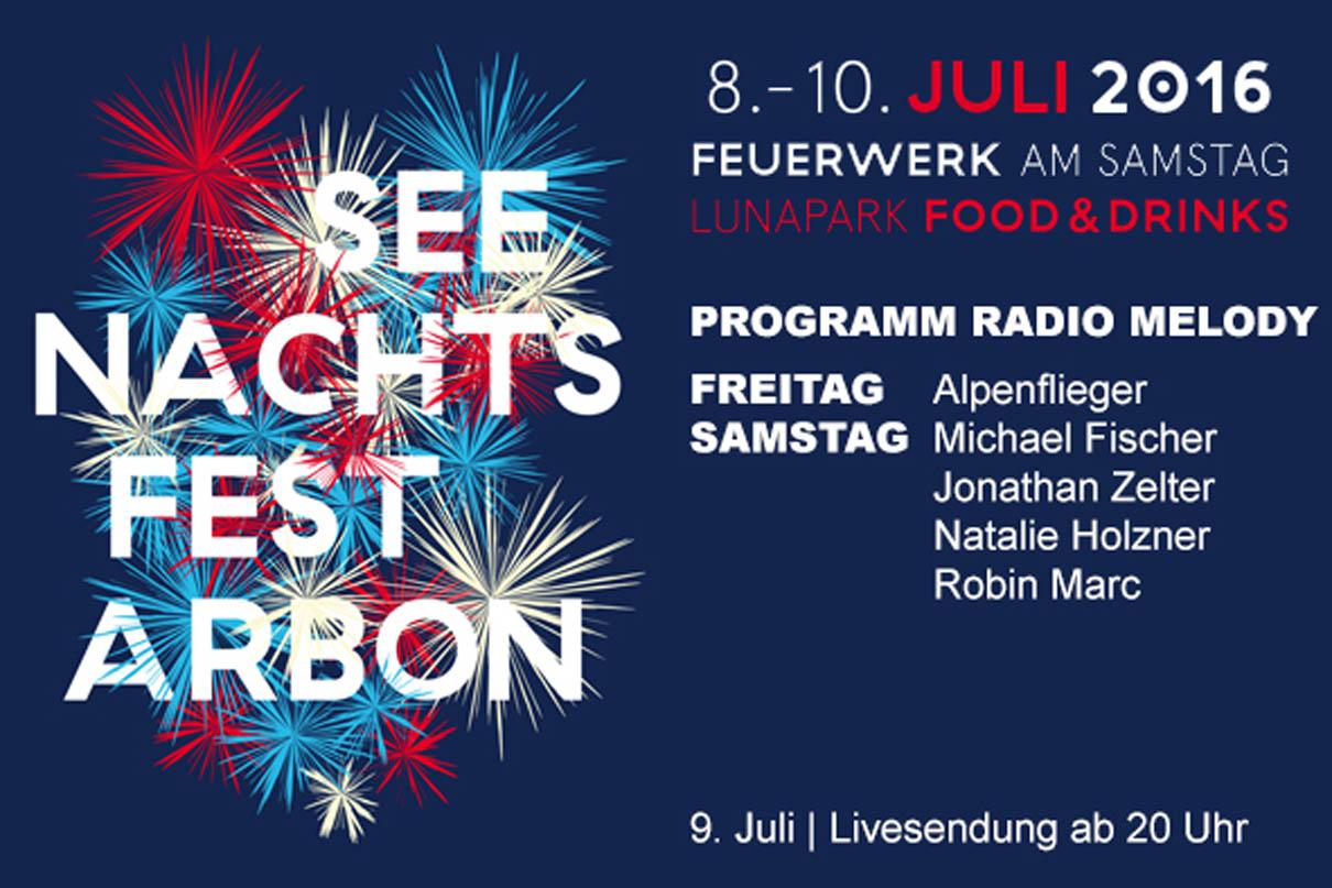Seenachtsfest 2016 - Arbon