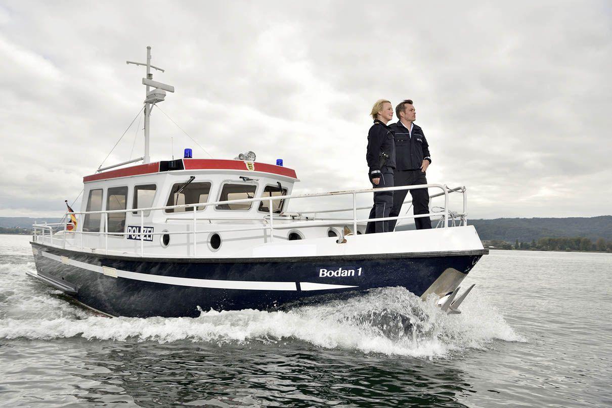 WaPo Bodensee - neue ARD-Krimiserie