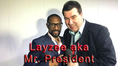 492 Layzee aka Mr. President