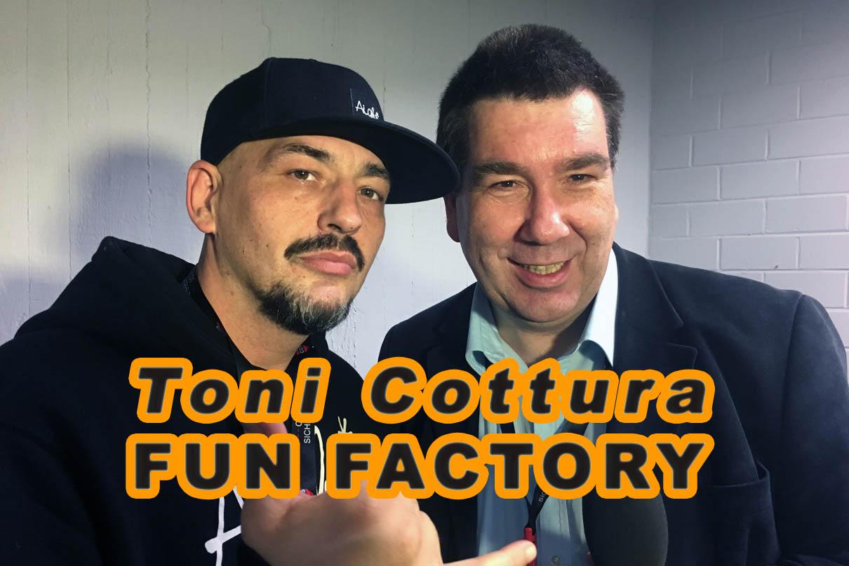 Toni Cottura - FunFactory
