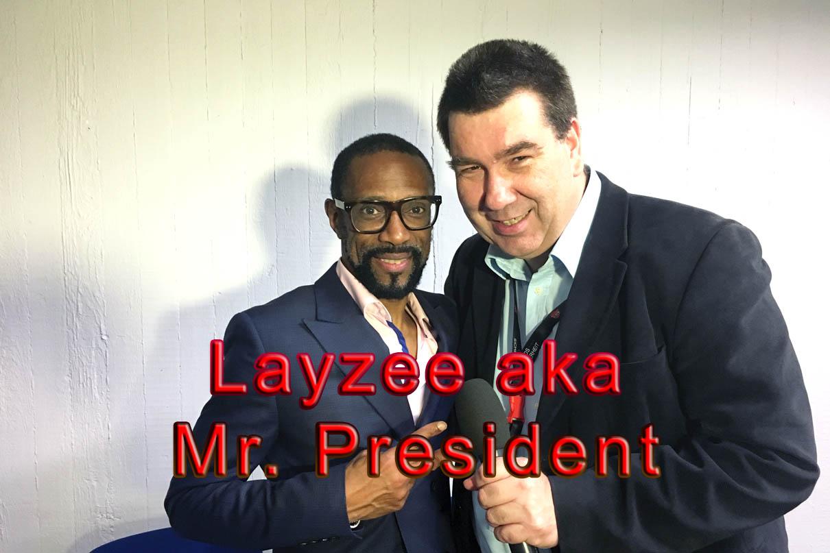 Layzee aka Mr. President