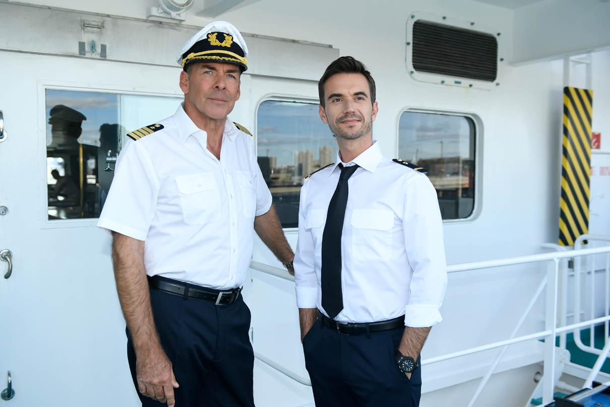 Florian Silbereisen - Das Traumschiff mit neuem Kapitän