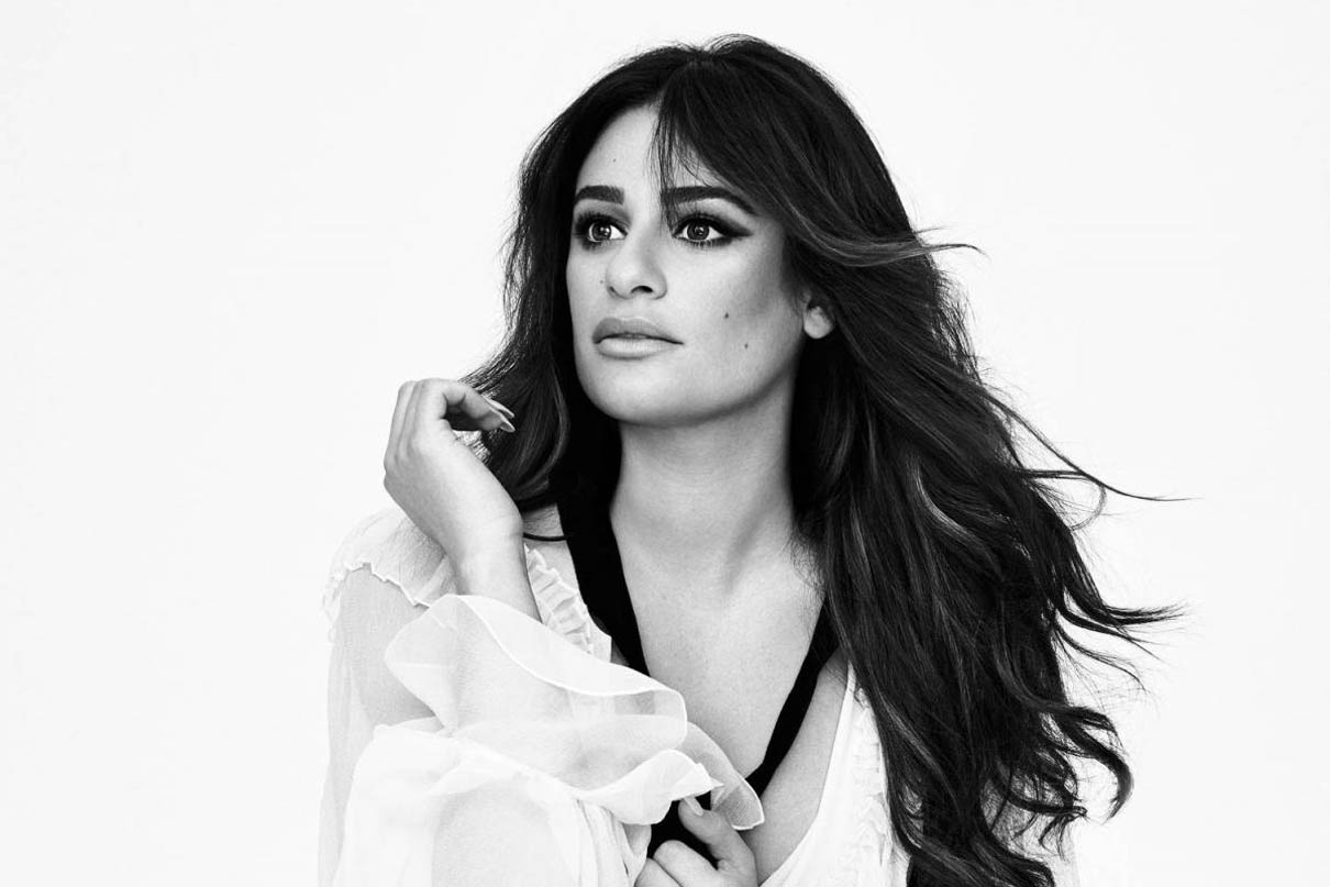 Lea Michele - GLEE-Star mit neuem Album