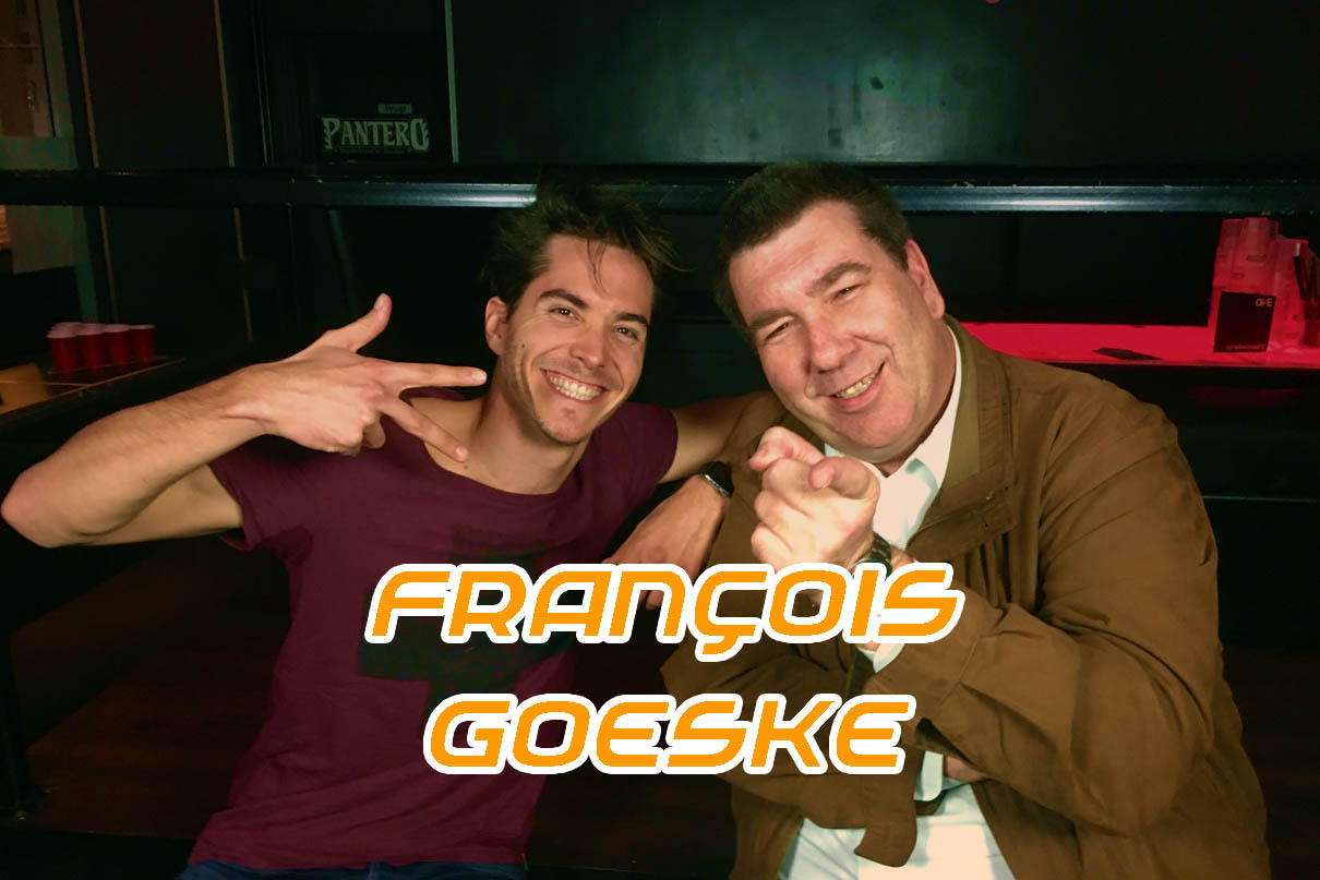 François Goeske #500 - Exklusivinterview