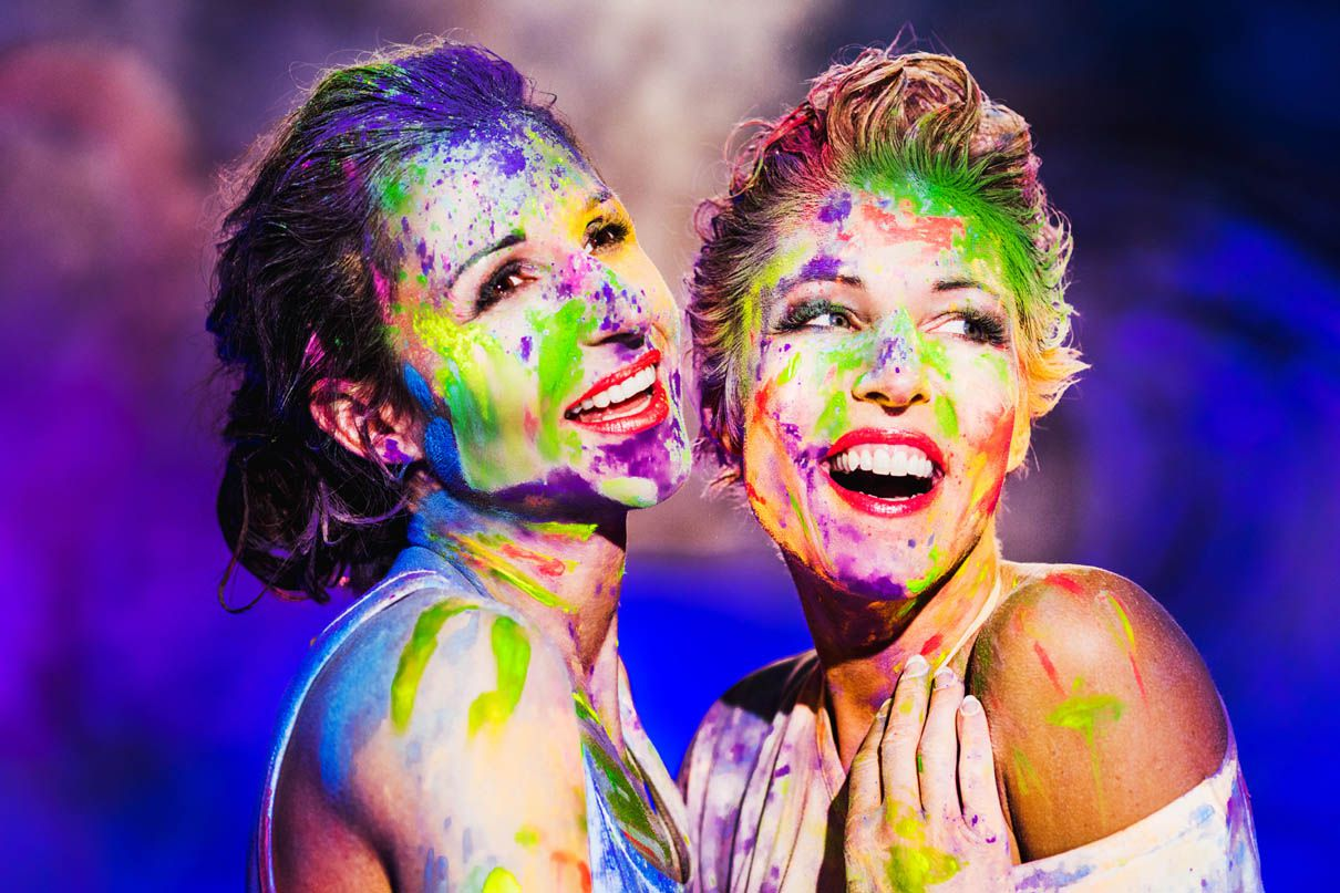 Anita und Alexandra Hofmann - Pressefoto1