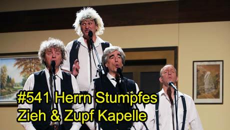 541 Herrn Stumpfes Zieh und Zupf Kapelle