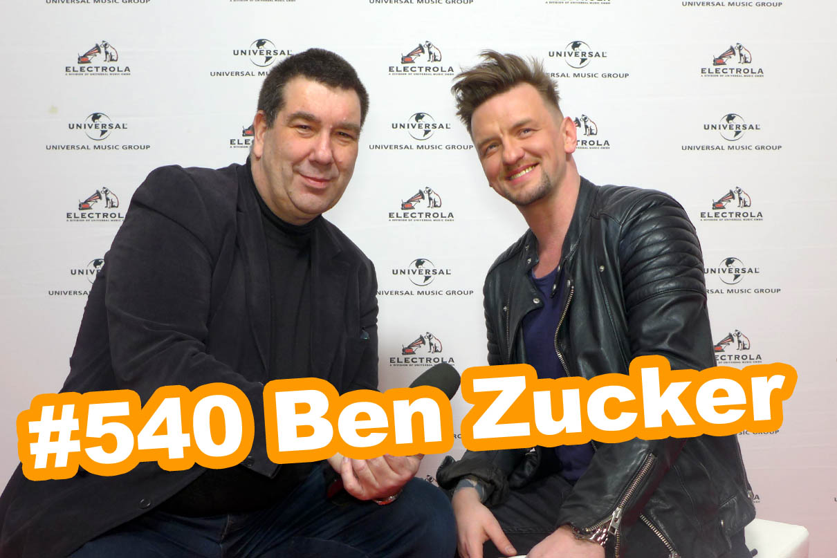 Ben Zucker - Interview