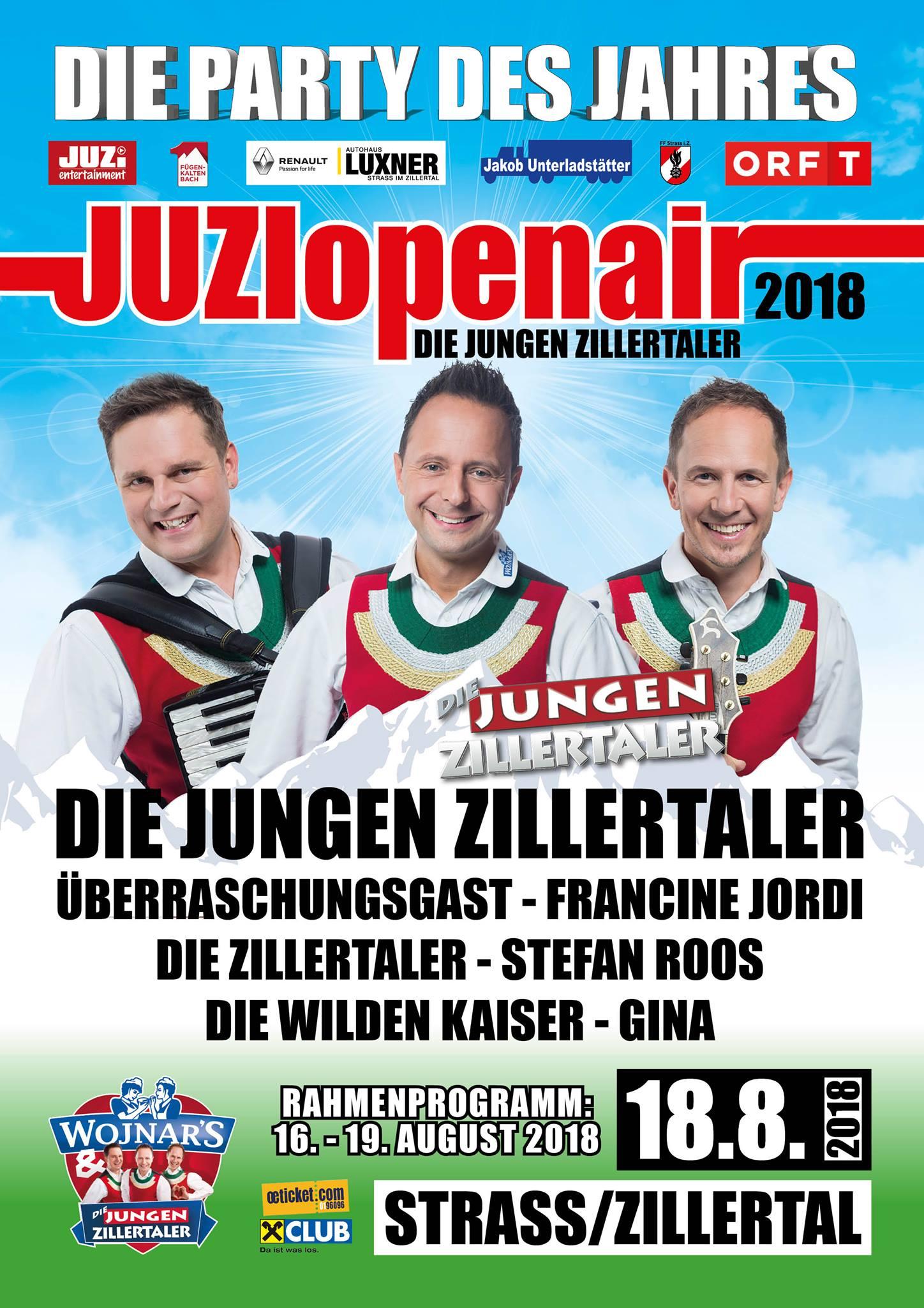 JUZI Open Air 2018