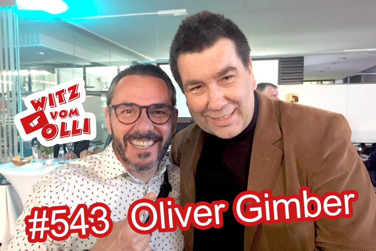 Oliver Gimber