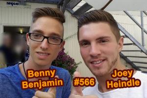 #566 Joey Heindle
