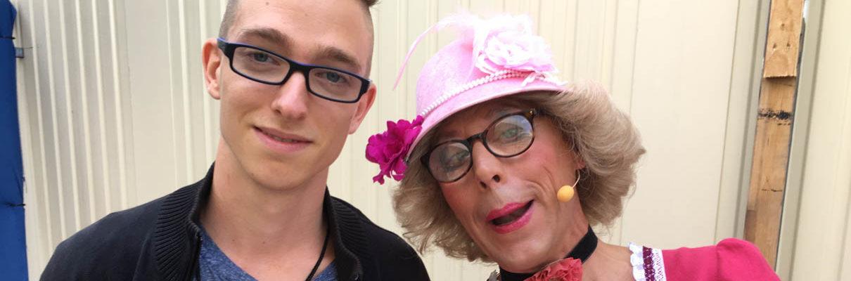 Frau Wäber